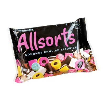 Allsorts Gourmet English Licorice - 3 Pack