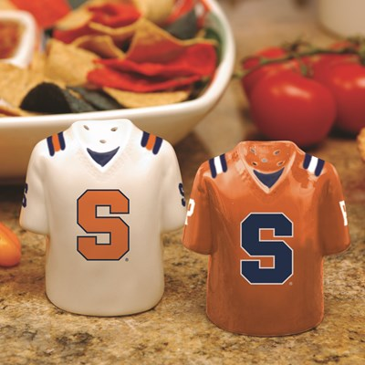 Jersey Salt & Pepper Shaker Set - Syracuse