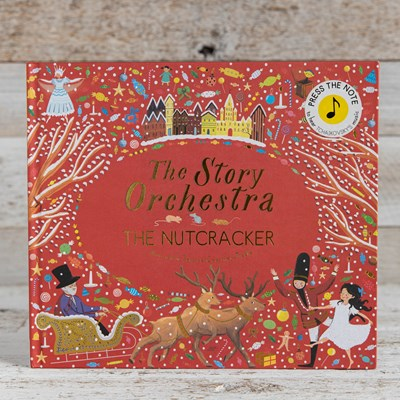 The Nutcracker Story Orchestra Book