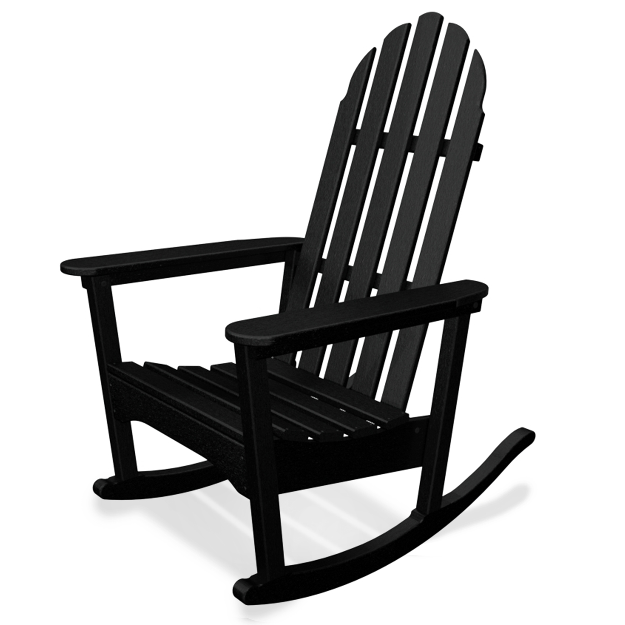Remarkable Polywood All Weather Adirondack Rocker Pdpeps Interior Chair Design Pdpepsorg