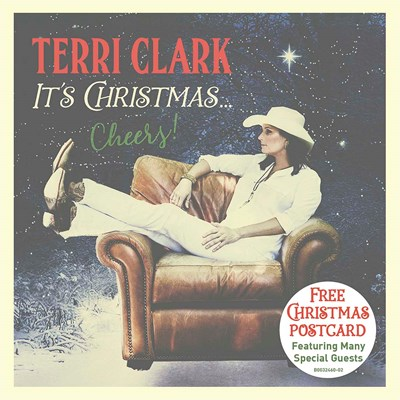 Terri Clark Christmas Cheers CD