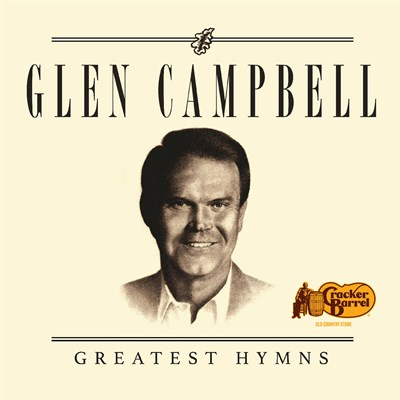 Glen Campbell Greatest Hymns CD