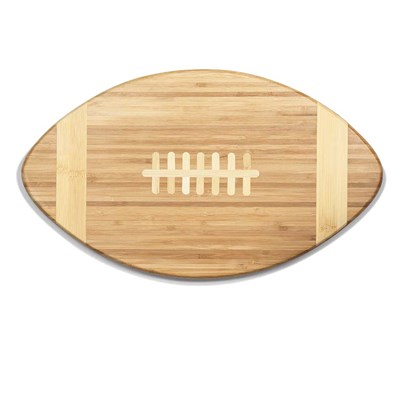 Football Touchdown Bamboo Cutting Board