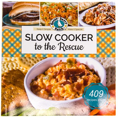 Slow Cooker to the Rescue Cookbook