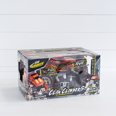 Claw Climber Monster Truck