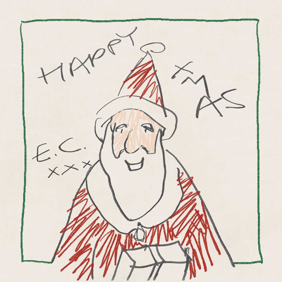 Eric Clapton - Happy Christmas CD - Cracker Barrel Old Country Store