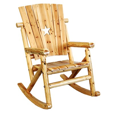 Aspen Wooden Star Rocker