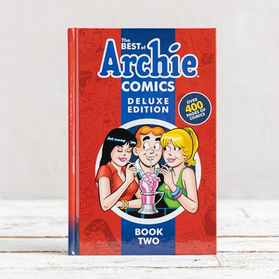 The Best of Archie Comics Book