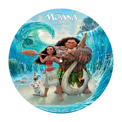 Songs from Moana - LP