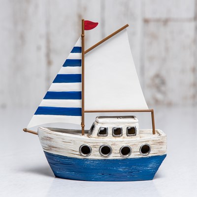 LED Light Up Sail Boat