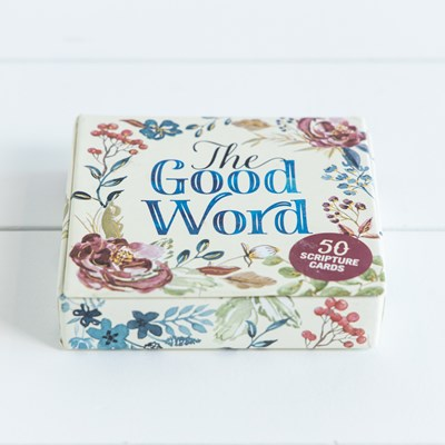 """The Good Word"" Scripture Cards"