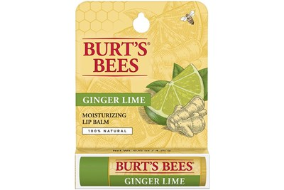 Burt's Bees ® Lip Balm Ginger Lime