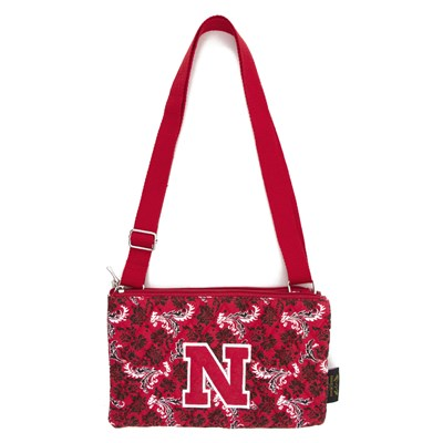 Nebraska - Cross Body Bloom Purse