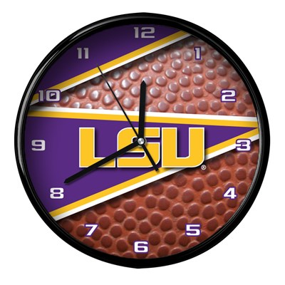 Lsu - Football Clock