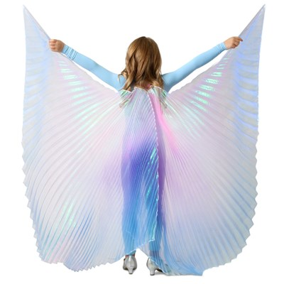 Blue Wing Cape