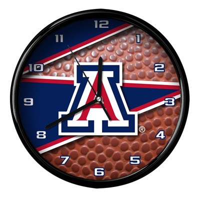 Arizona - Football Clock