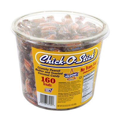 Chick-O-Stick Nuggets Tub - 2.63lbs.