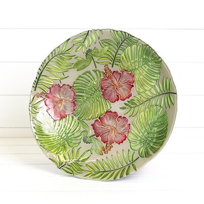 Tropic Centerpiece Bowl