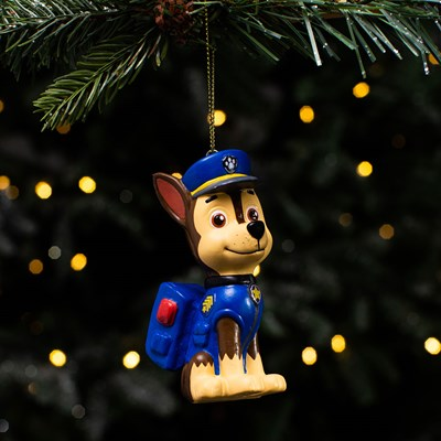 Paw Patrol Chase Ornament