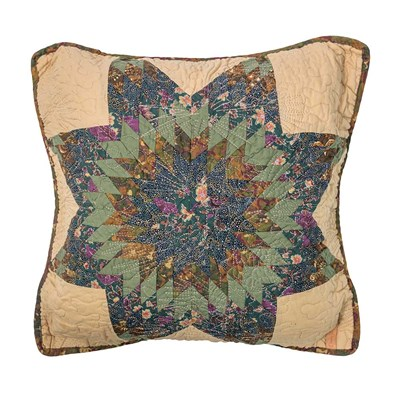 Forest Star Decorative Pillow by Donna Sharp