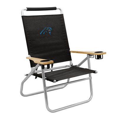 Portable Beach Chair - Carolina Panthers