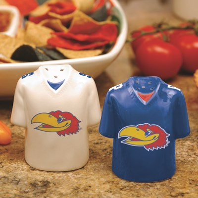 Jersey Salt & Pepper Shaker Set - Kansas