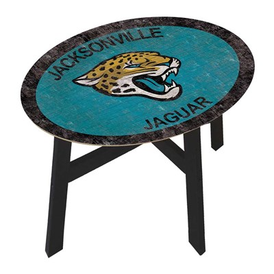 Jacksonville Jaguars - Team Color Side Table