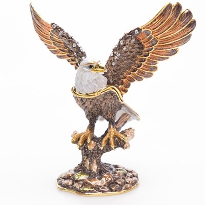 Decorative Eagle Box