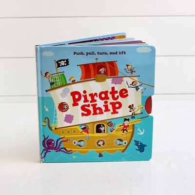 Pirate Ship Story Book