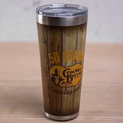 32 Oz. 50th Anniversary Barrel Tumbler
