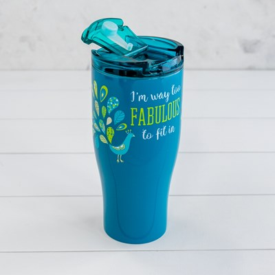 """Too Fabulous"" Tumbler - 30 Oz."