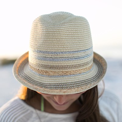 Women's Sparkle Fedora