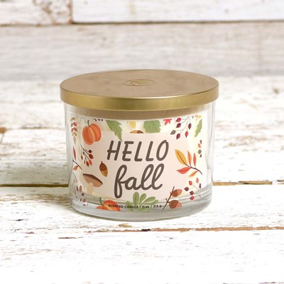 Fall Sentiment Candle