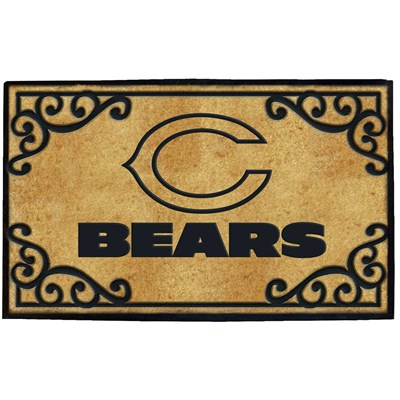 Chicago Bears Full Size Doormat