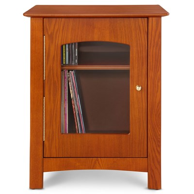 Crosley ® Bardstown Entertainment Center Cabinet - Paprika