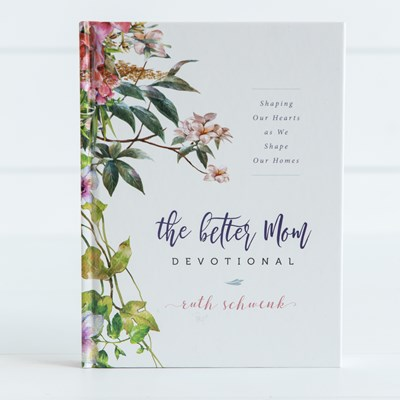The Better Mom Devotional Book