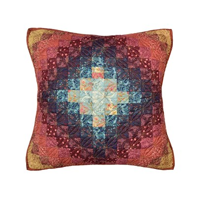 Cinnamon Spice Pillow by Donna Sharp