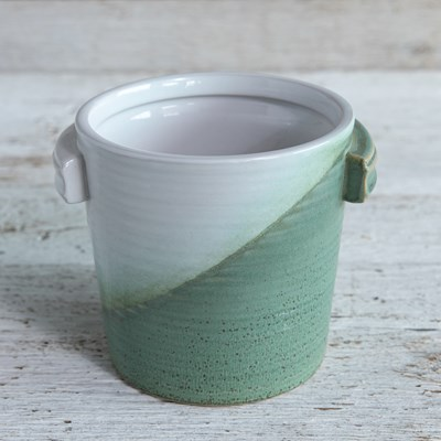 Oh Gussie! Stoneware Utensil Holder