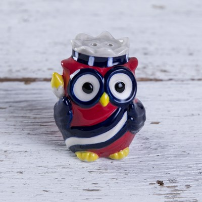 Mini Owl Salt Shaker - Liberty