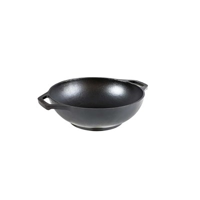 "Lodge ® 9"" Cast Iron Wok"