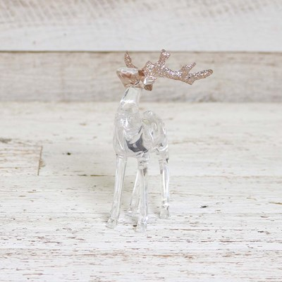 Acrylic Deer Accent - Small