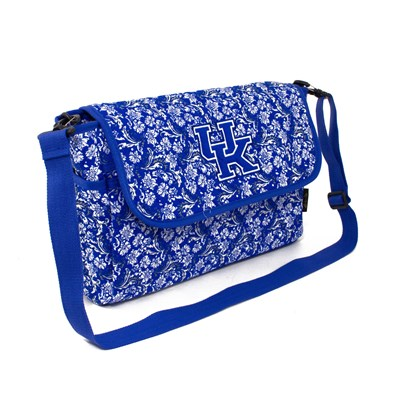 Kentucky - Bloom Messenger Crossbody Purse