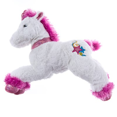 "15"" Plush Unicorn"