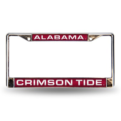 Laser License Plate Frame - Alabama