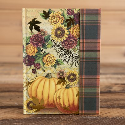 Harvest Magnetic Flap Journal