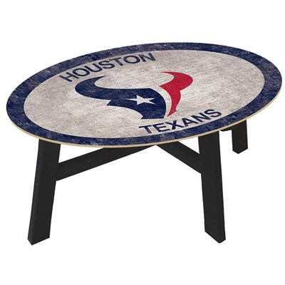 Houston Texans - Team Color Coffee Table