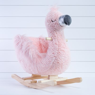 Flamingo Rocker