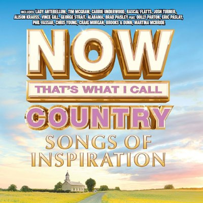 NOW Country Songs of Inspiration CD