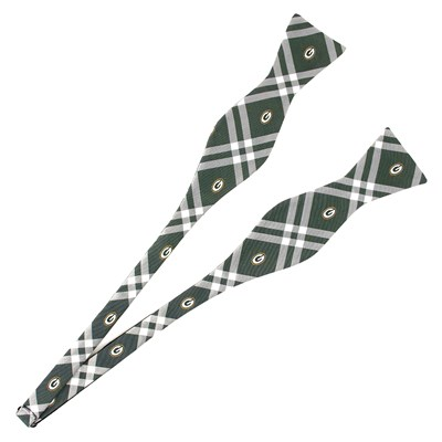 Woven Bow Tie - Green Bay Packers