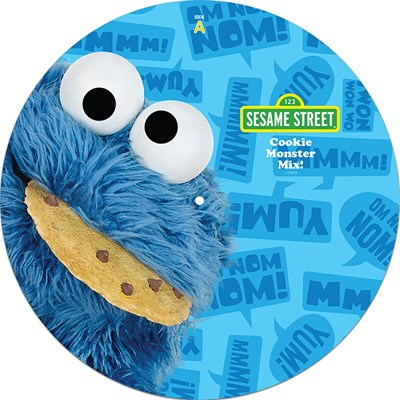Sesame street Cookie Monster Mix - LP